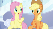 "Fluttershy ""that's really great"" S6E7"