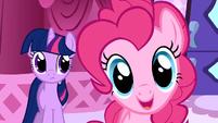 Pinkie Pie huh huh huh S1E14
