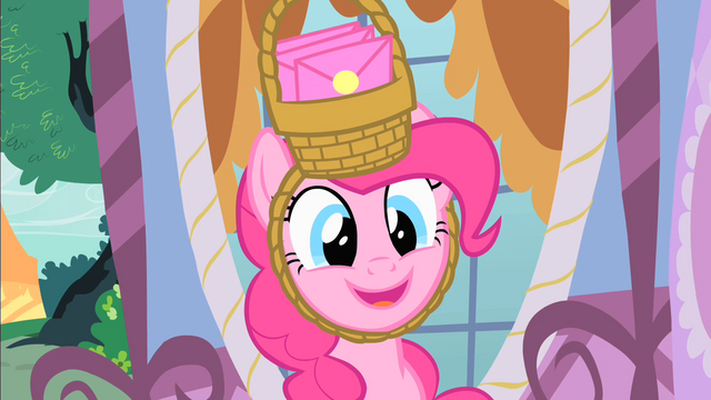 File:Pinkie invites Rarity to the after-birthday party S1E25.png