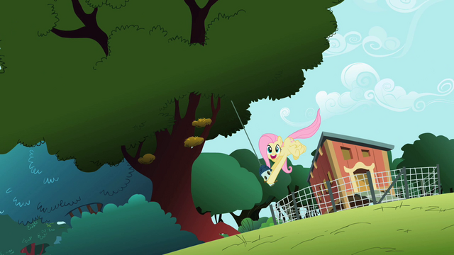 File:Fluttershy pulling S2E07.png