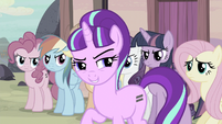 "Starlight ""quite seen the light yet"" S5E02"