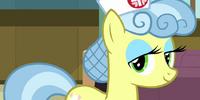 Nurse ponies