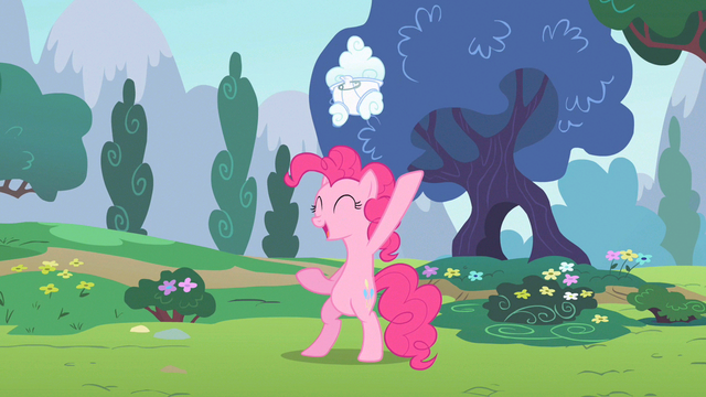 File:Pinkie Pie juggling cloud S2E13.png