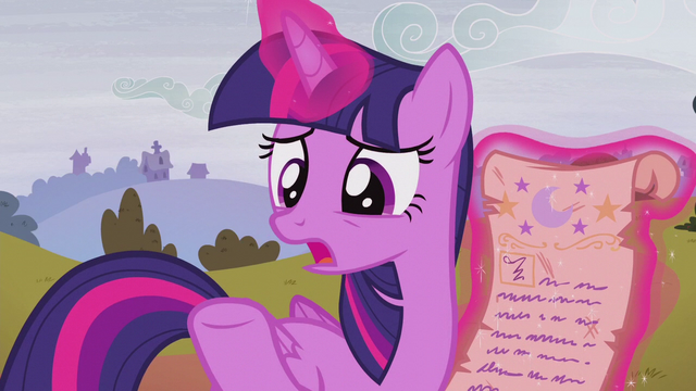 """File:Twilight """"the map pulled us back to the present"""" S5E25.png"""