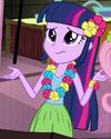 Twilight Sparkle hula skirt ID EG2