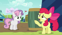 "Apple Bloom ""but they're about to!"" S5E17"
