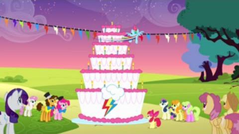 Arabic My Little Pony Make A wish HD