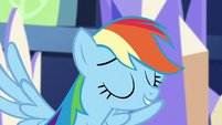 "Rainbow Dash ""that was good times"" S5E3"