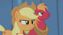 "Applejack ""This should be interestin'"" S4E20"