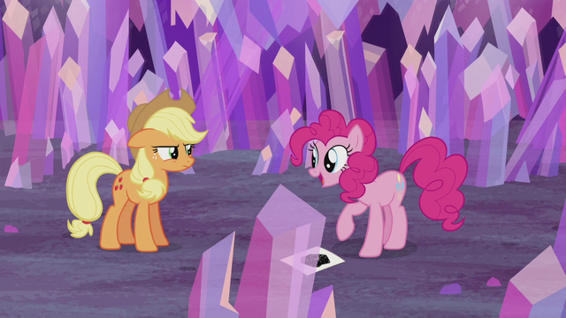 "File:Pinkie Pie ""time to hide the presents!"" S5E20.png"
