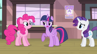 Twilight 'enjoy being friends again' S4E11