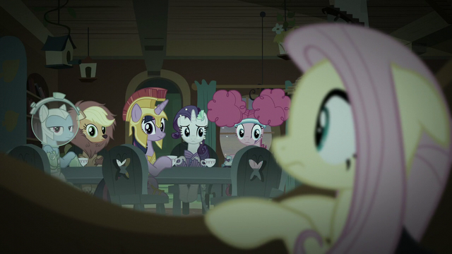 File:Fluttershy looks at her friends from behind couch S5E21.png