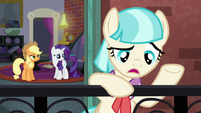 "Coco Pommel ""the park is still a mess"" S5E16"