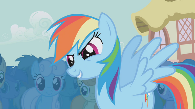 """File:Rainbow """"show this unicorn who's boss"""" S1E06.png"""