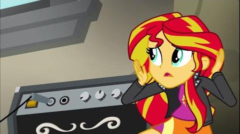 Slovene Equestria Girls Rainbow Rocks Bad Counter Spell HD