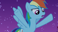 "Rainbow Dash ""I don't want the cookies"" S6E15"