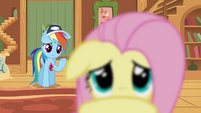 Rainbow Dash wasn't that bad S2E22