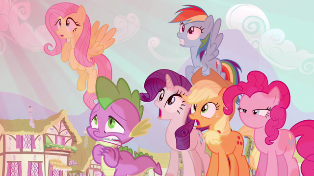 File:Rarity & Rainbow Dash not good S3E5.png