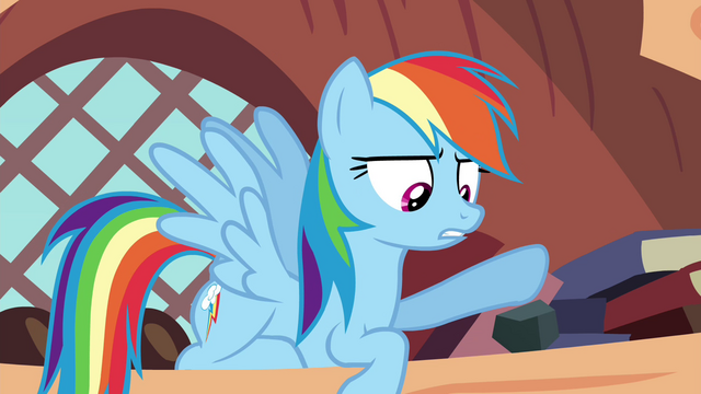 "File:Rainbow ""riddle wrapped in a mystery inside an igneous"" S4E18.png"