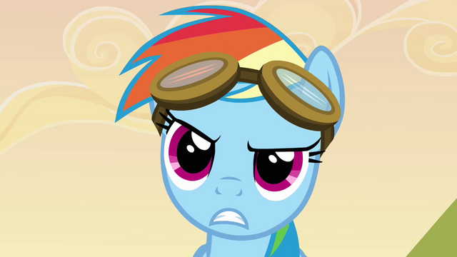 File:Rainbow being serious S2E22.png