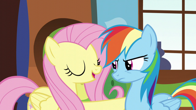 """File:Fluttershy """"when the spring sun warms the ground back up"""" S5E5.png"""