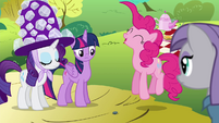 """Pinkie Pie """"the best, most awesome"""" S4E18"""
