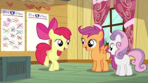 My Little Pony Friendship is Magic - We'll Make Our Mark (Prelude) Ukrainian