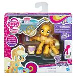 Explore Equestria Applejack Painting packaging