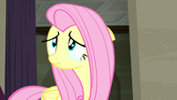 Fluttershy getting teary-eyed S6E9
