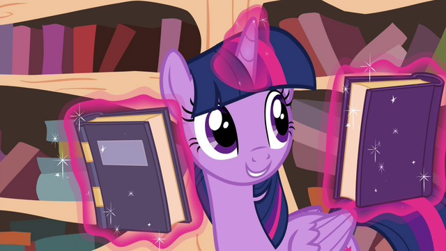 File:Twilight levitating books S4E18.png