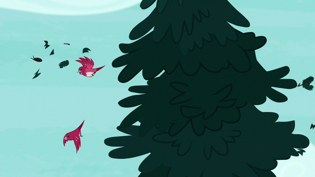 File:Birds fly out of the tree S6E7.png