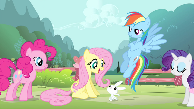 File:Fluttershy 'Oh! Angel's right' S4E14.png