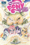 MLP FIM Issue 16 Cover B