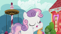 "Sweetie Belle ""we gave up too quickly"" S02E23"