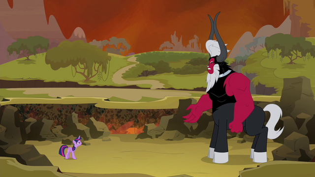 File:Twilight facing Tirek S4E26.png