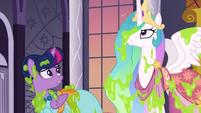 Princess Celestia determined S5E7
