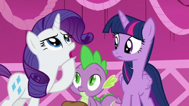 "File:Rarity ""how to explain"" S5E22.png"