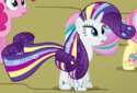 Rarity Rainbow Power ID S4E26