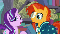 "Starlight ""We should just get out of your mane"" S6E2"