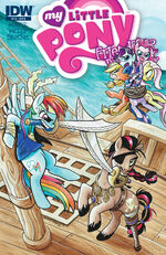 Comic issue 14 cover A