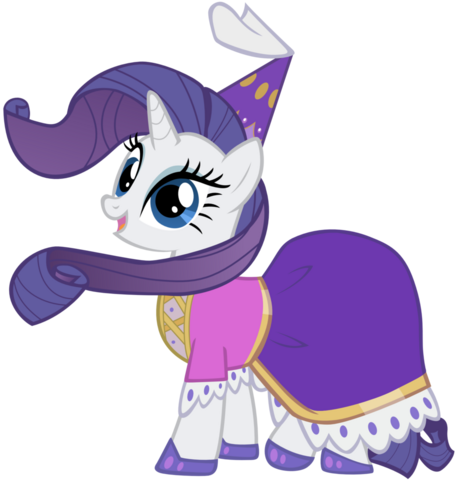 File:FANMADE Princess Rarity.png
