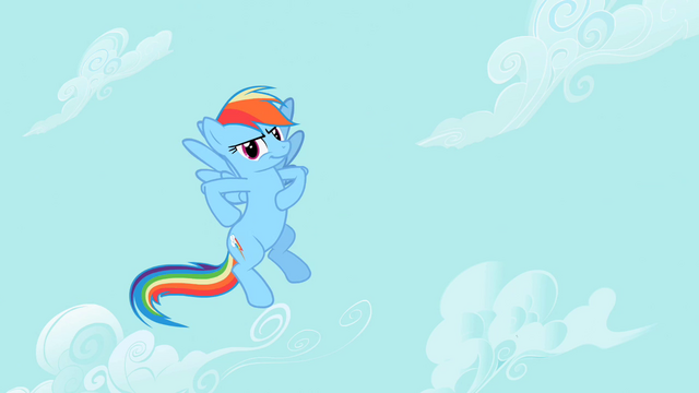 File:Rainbow Dash see us S2E8.png