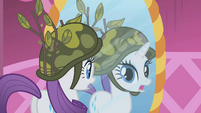 Rarity does not like her hat S1E7