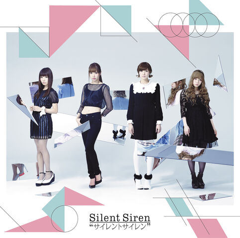 File:Silent Siren - Silent Siren album cover.jpg