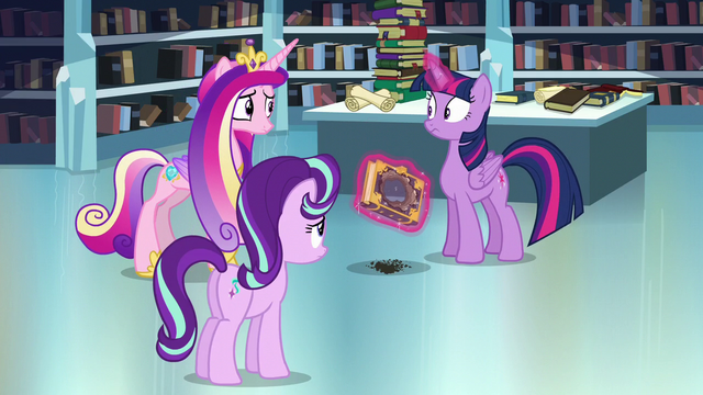 File:Twilight a little shocked by Cadance's question S6E2.png