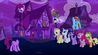Mane Six explore the shared dream S5E13