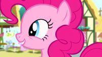 """Pinkie Pie """"Thanks!"""" S4E12"""