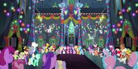 Ein Freundschaftsfeuer-Fest für Starlight