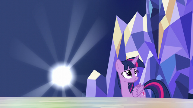 File:Spark of light being smiling Twilight S5E22.png