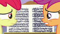 Apple Bloom and Scootaloo nervous S6E4.png